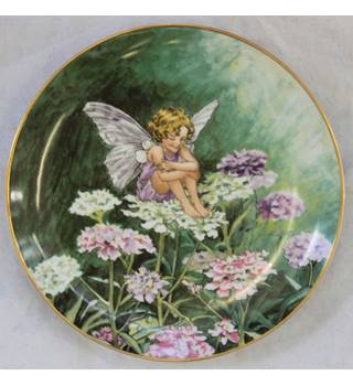 Heinrich - The Candytuft Fairy - Decorative Plate