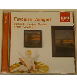 Favourite Adagios - Various Composers