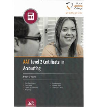 AAT Level 2 Certificate in Accounting: Basic Costing