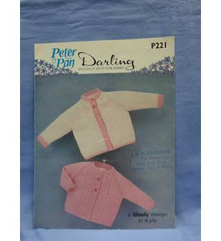 Peter Pan Darling  P221 Matinee Coats / Cardigans