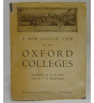 A New Loggan View of the Oxford Colleges, 1946