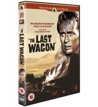 THE LAST WAGON 12