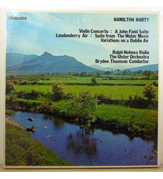 Hamilton Harty - Orchestral Music