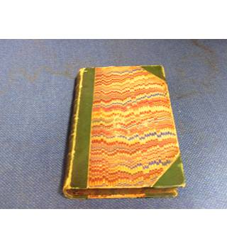 The Ring and the Book in 4 Volumes , Vol. 1,  Robert Browning Publ by Smith,Elder & Co 1872, 2nd edition, half-leather binding