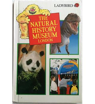 The Natural History Museum London - Ladybird Books series 861