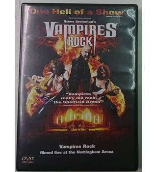 STEVE STEINMAN VAMPIRES ROCK Non-classified