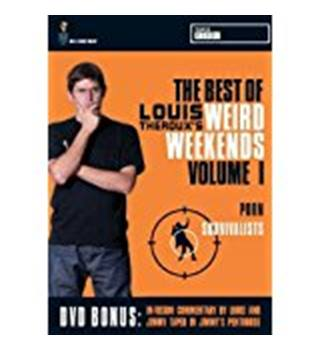 The best of Louis Theroux's weird weekends Porn, survivalists, E