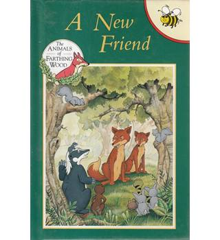 The Animals of Farthing Wood - Buzz books - 4 A new friend
