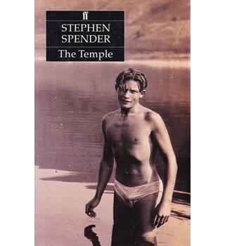 The Temple - Stephen Spender - 1st Edition