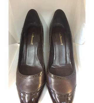 L K Bennett shoes Lk bennett - Size: 8 - Brown - Court shoes