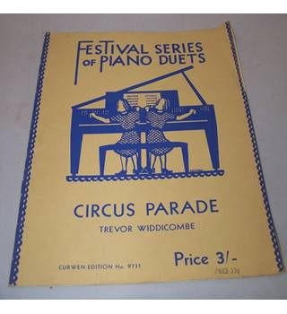 Festival Series of Piano Duets - Circus Parade