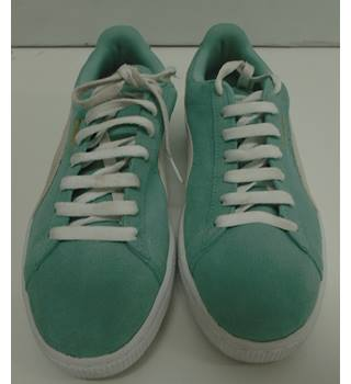 PUMA - Size: 7 - Green - Trainers