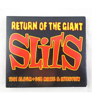 Return of the Giant - The Slits - PTYT008