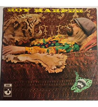 Flat Baroque and Berserk. Roy Harper - SHVL 766