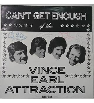Can't Get Enough Of The Vince Earl Attraction Vince Earl Attraction