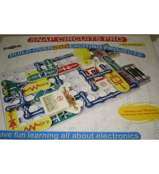 Elenco Snap Circuits Pro - have fun learning all about electronics