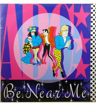 "ABC ‎– Be Near Me - 12"" Single - NTX 108"