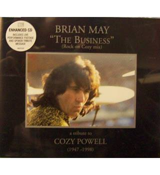 """The Business"" (Rock On Cozy Mix) - A Tribute To Cozy Powell (1947 - 1998) Brian May"