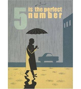 5 is the perfect number