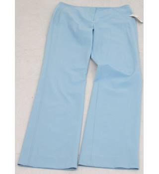 BNWT DNKY - Size: 8- Blue stretch trousers