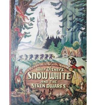 Walt Disney`s Snow White And The Seven Dwarfs, Adapted From Grimm`s Fairy Tales