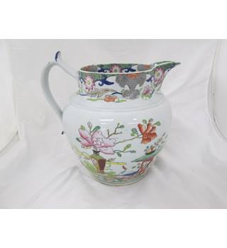 Masons 1840's Handpainted Jug