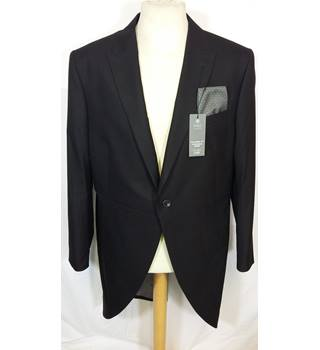 "Wedding Tails Jacket Marks and spencer Black size 42"" short Marks and Spencer - Size: Medium - Black - Tuxedo jacket"