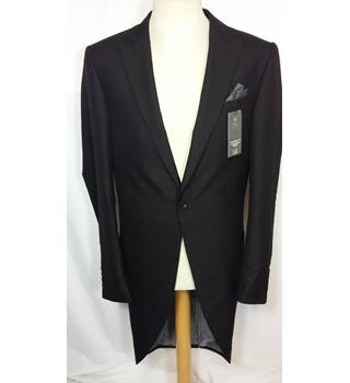 "Wedding Tails Jacket Marks and spencer Black size 36""long Marks and Spencer - Size: Medium - Black - Tuxedo jacket"