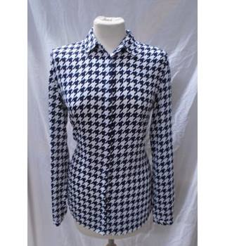 Tommy Hilfiger - Size: 8 - Black/white - Blouse
