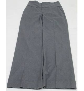 BNWT Zara - Size: 12- Grey Boot cut Trousers