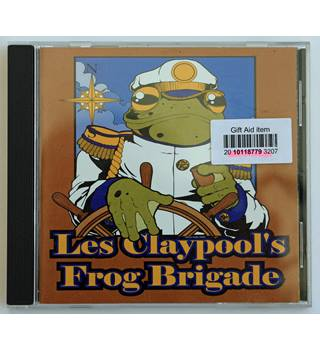Live Frogs Set 2 - Les Claypool's Frog Brigade