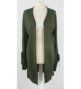 BNWT - M&S Marks & Spencer - Size: M - Green - Cardigan
