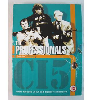 THE PROFESSIONALS PROFESSIONALS SEASON 3 12