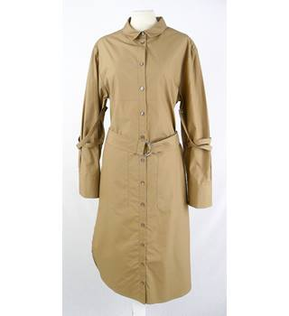 Brand New without Tags - Autograph - Size: 10 - Brown/khaki - Dress