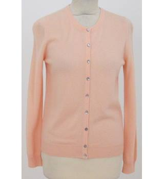 NWOT M&S  Size: 8 - Light Orange Cashmere Cardigan