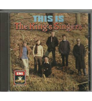 This is The King's Singers The King's Singers