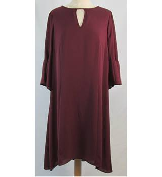 M&S Marks & Spencer - Size: 12 - Brown - Long dress