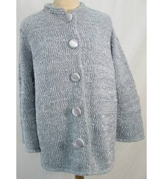 Wardrobe - Size: 12 - Grey - Cardigan
