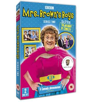 Mrs Brown's Boys - Complete Second Series