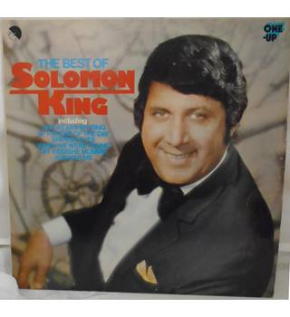 Solomon King - The Best Of Solomon King