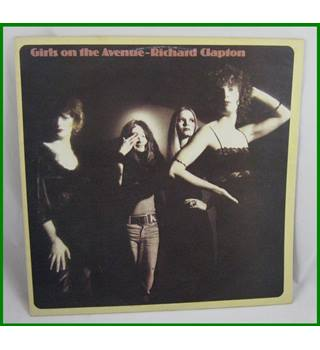 Richard Clapton -  Girls on the Avenue - L35508