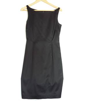 Coast size 12 black mid length dress Coast - Size: 12 - Black - Cocktail dress