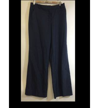 "Tailored Women Trousers Next - Size: 38"" - Blue - Trousers"