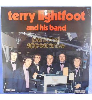 Terry Lightfoot and his band: Personal Appearance - Terry Lightfoot and his band  WMD 132
