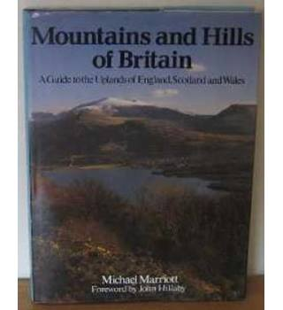 Mountains and hills of Britain