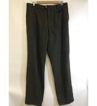 "Oliver Spencer - Wool Trousers - size 36 Oliver Spencer - Size: 36"" - Green - Trousers"