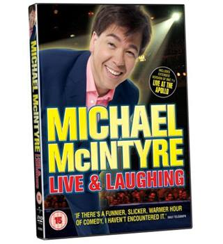 MICHAEL MCINTYRE LIVE AND LAUGHING 15