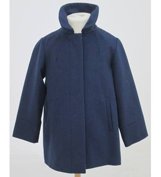 NWOT M&S - Age: 3 - 4 Years - Navy Blue Coat