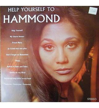 Zygmunt Jankowski ‎– Help Yourself To Hammond