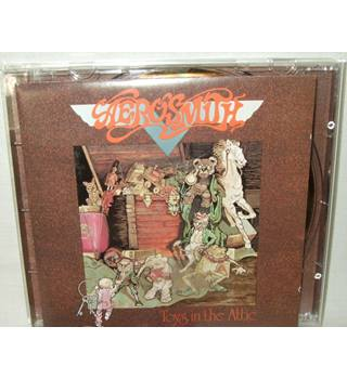 Aerosmith _ 24K Gold - Super Bit mapping - Rare